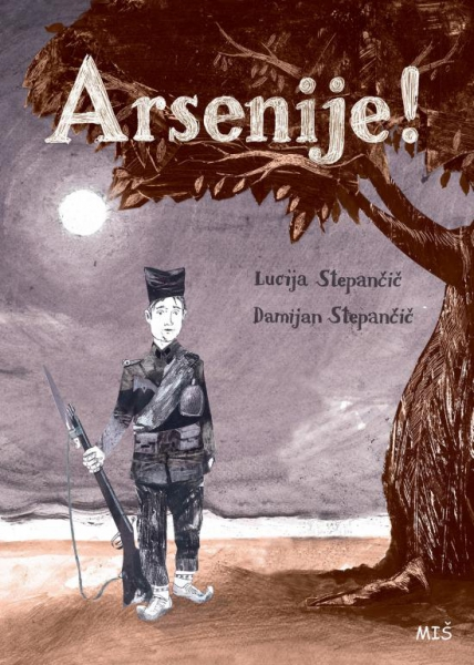 Damijan in Lucija Stepančič: Arsenije!