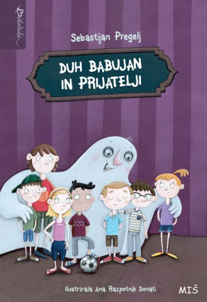 Babujan the Ghost and Friends